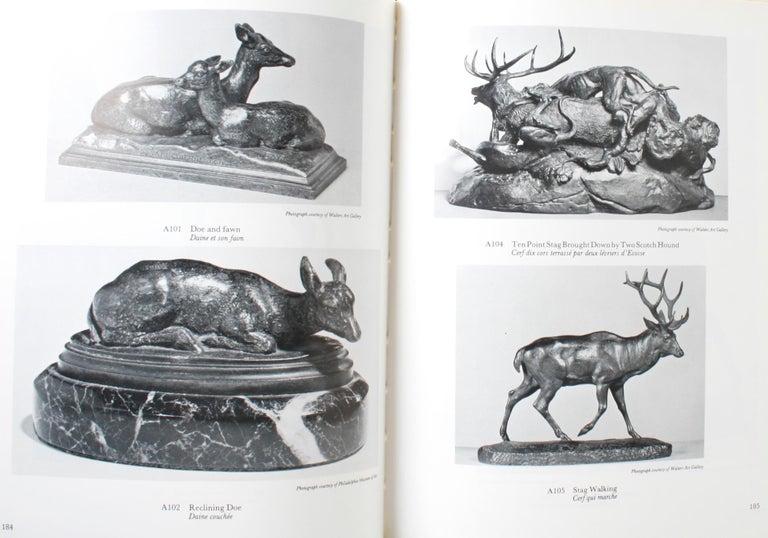 Barye Bronzes, a Catalogue Raisonne by Stuart Pivar For Sale 5