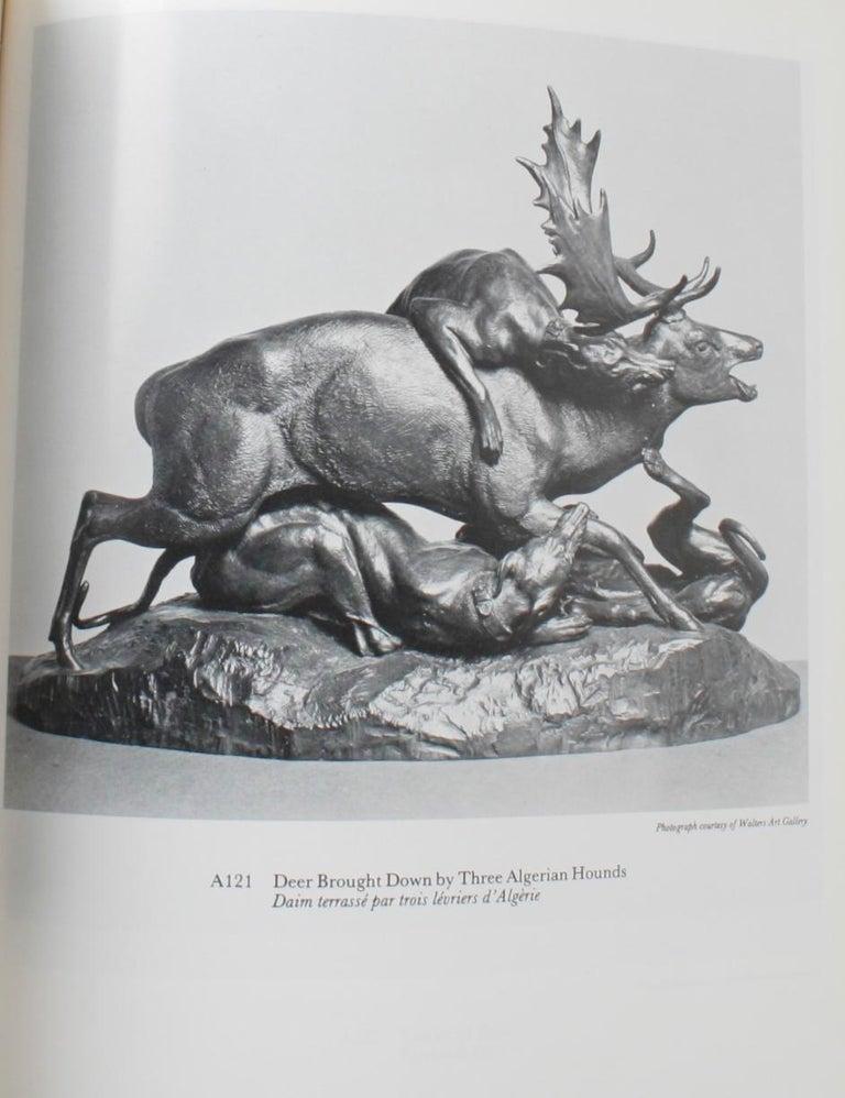 Barye Bronzes, a Catalogue Raisonne by Stuart Pivar For Sale 6