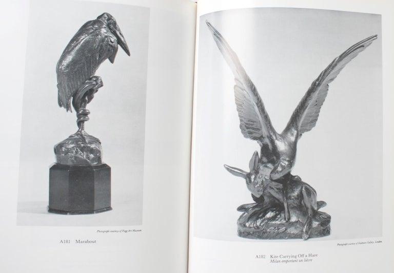 Barye Bronzes, a Catalogue Raisonne by Stuart Pivar For Sale 7