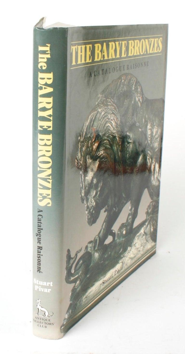 Barye Bronzes, a Catalogue Raisonne by Stuart Pivar For Sale 8