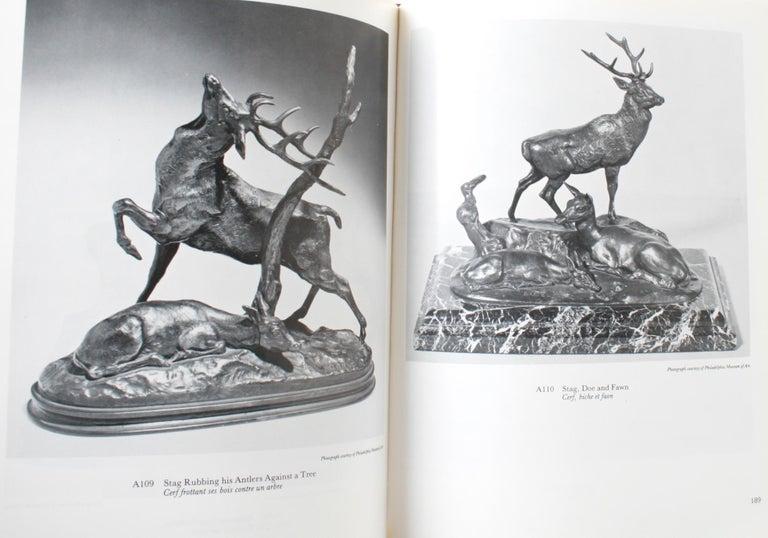 English Barye Bronzes, a Catalogue Raisonne by Stuart Pivar For Sale