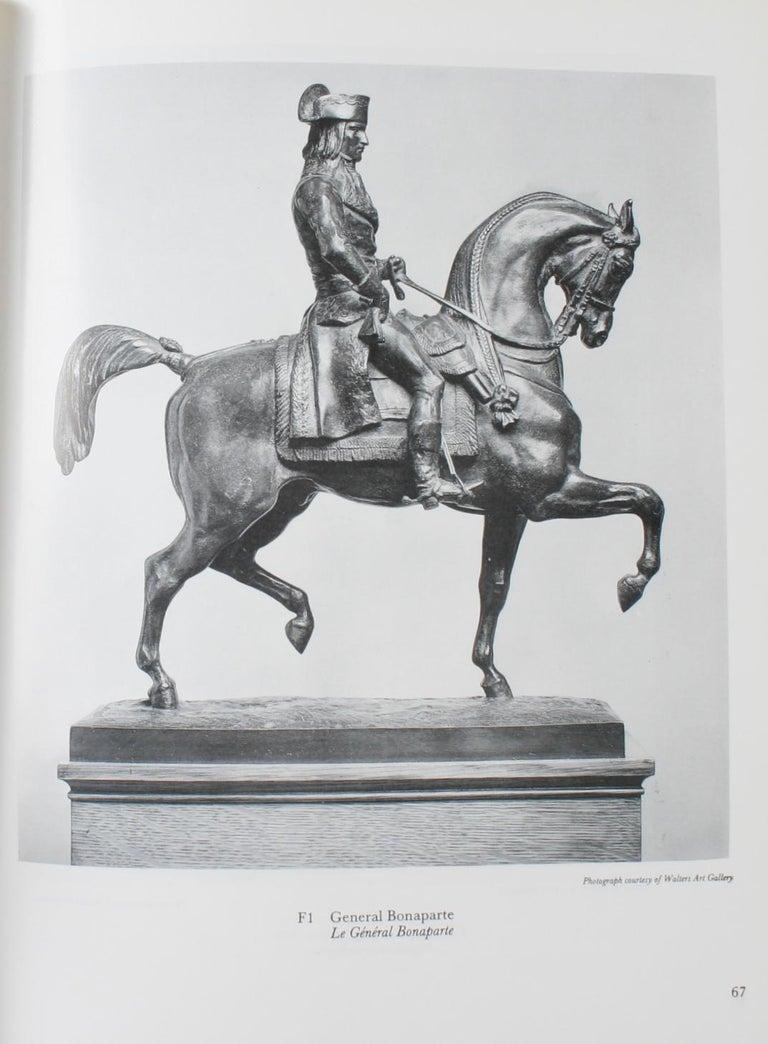 Late 20th Century Barye Bronzes, a Catalogue Raisonne by Stuart Pivar For Sale