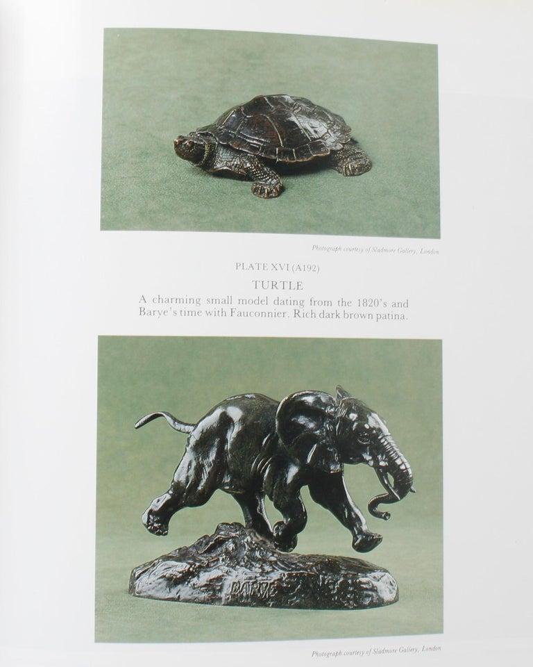 Barye Bronzes, a Catalogue Raisonne by Stuart Pivar For Sale 1