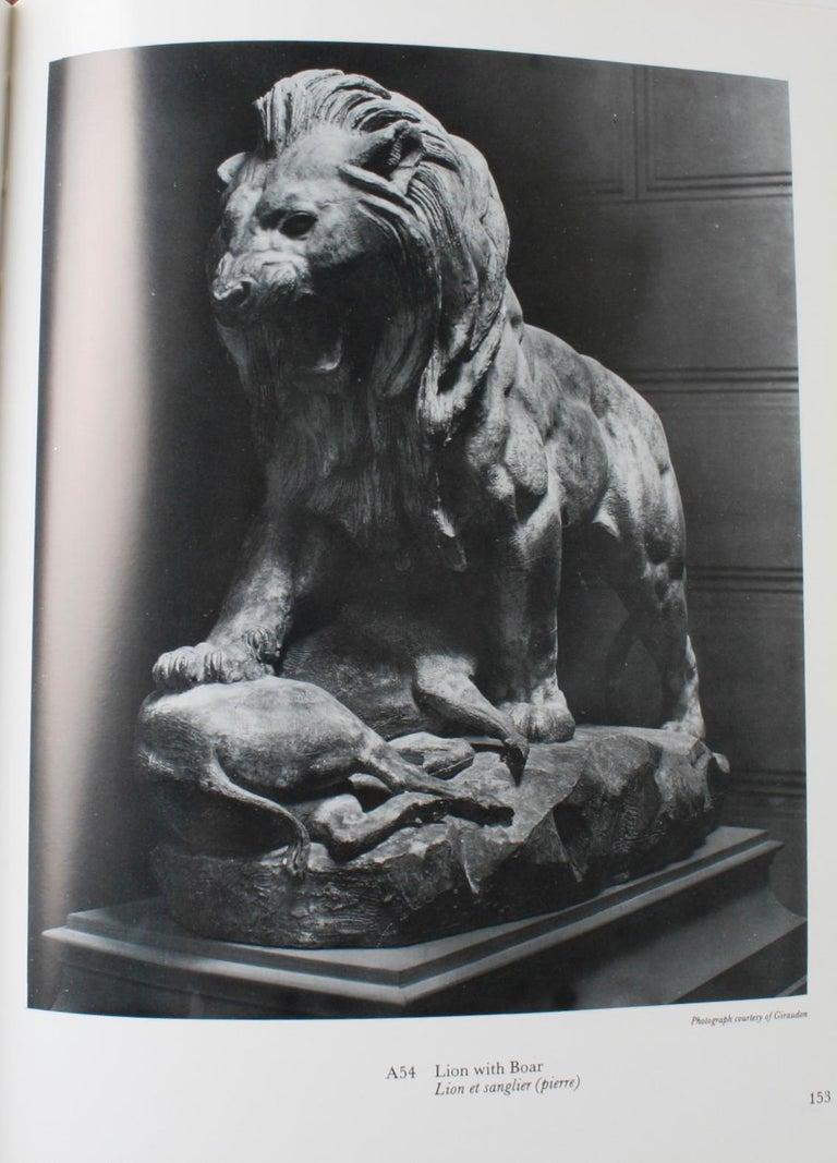 Barye Bronzes, a Catalogue Raisonne by Stuart Pivar For Sale 2