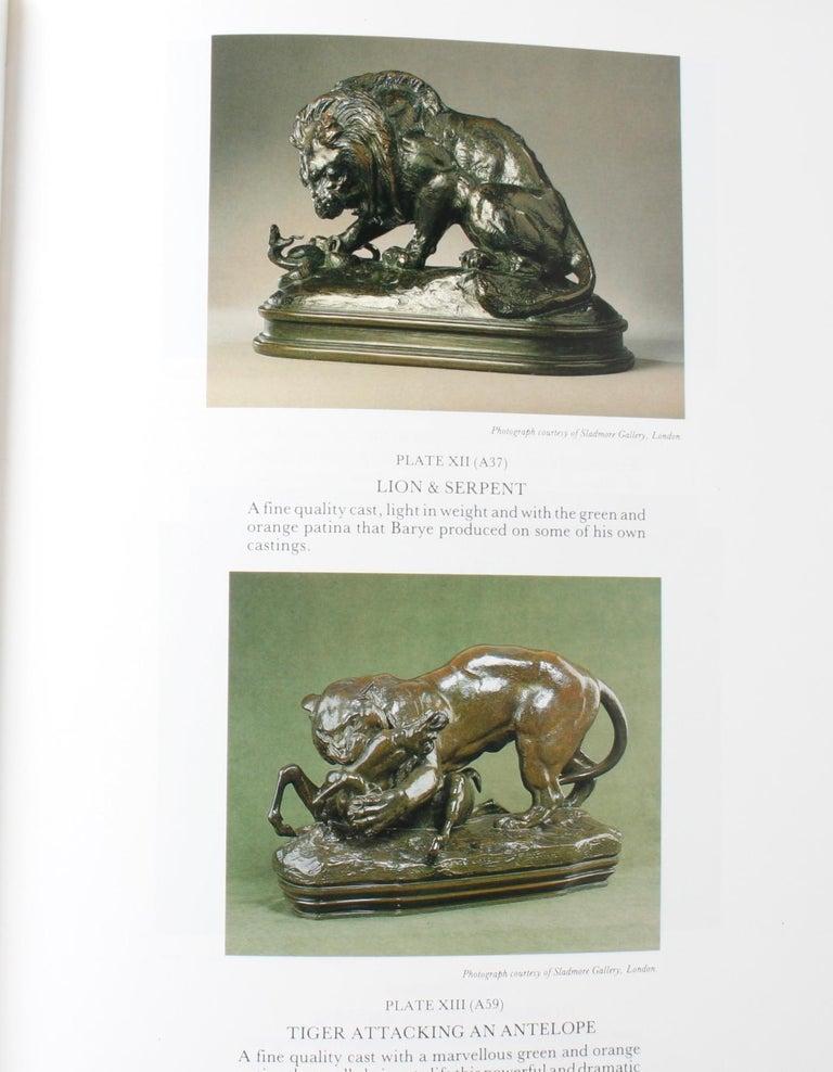Barye Bronzes, a Catalogue Raisonne by Stuart Pivar For Sale 3