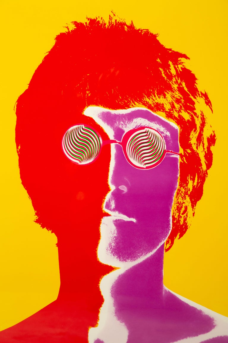 The Beatles by Richard Avedon, Look Magazine, Offset Lithographs For Sale 9