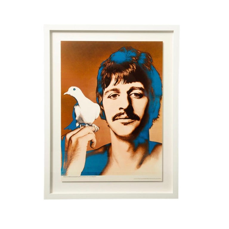 Paper The Beatles by Richard Avedon, Look Magazine, Offset Lithographs For Sale