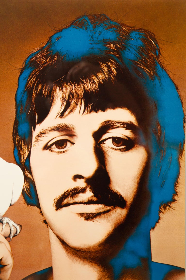 The Beatles by Richard Avedon, Look Magazine, Offset Lithographs For Sale 1