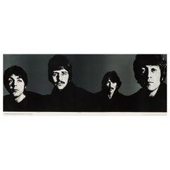 The Beatles Original Vintage Banner Poster by Richard Avedon, 1967