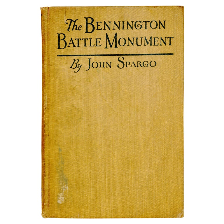The Bennington Battle Monument Its Story and Its Meaning, circa 1925 For Sale