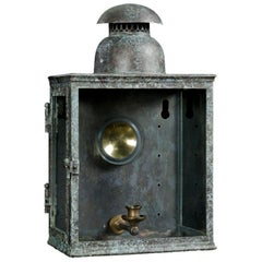 The Jamb Benson Wall Lantern Sconce