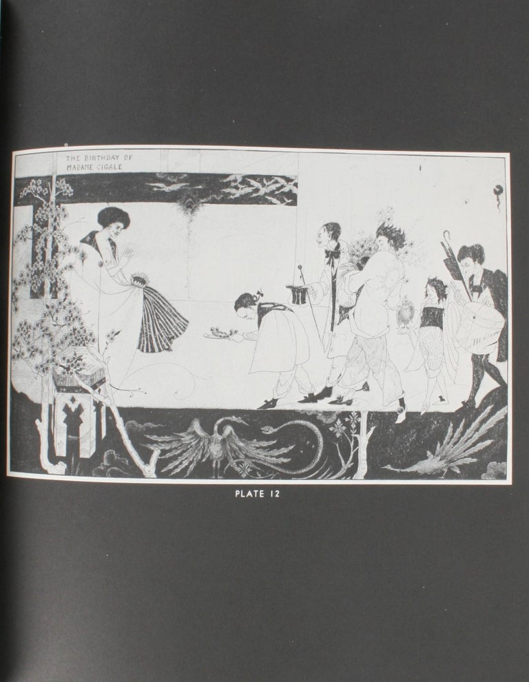 The Best of Aubrey Beardsley by Kenneth Clark, First Edition For Sale 4