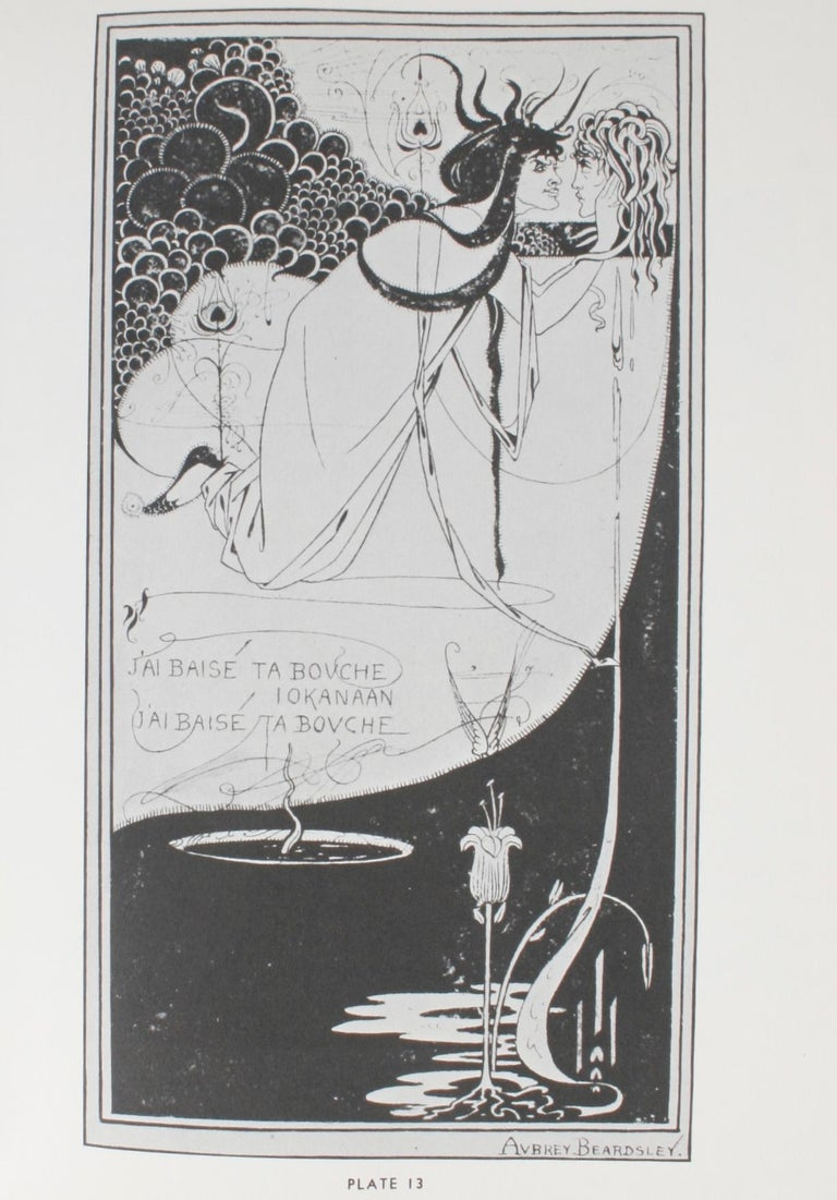 The Best of Aubrey Beardsley by Kenneth Clark, First Edition For Sale 5