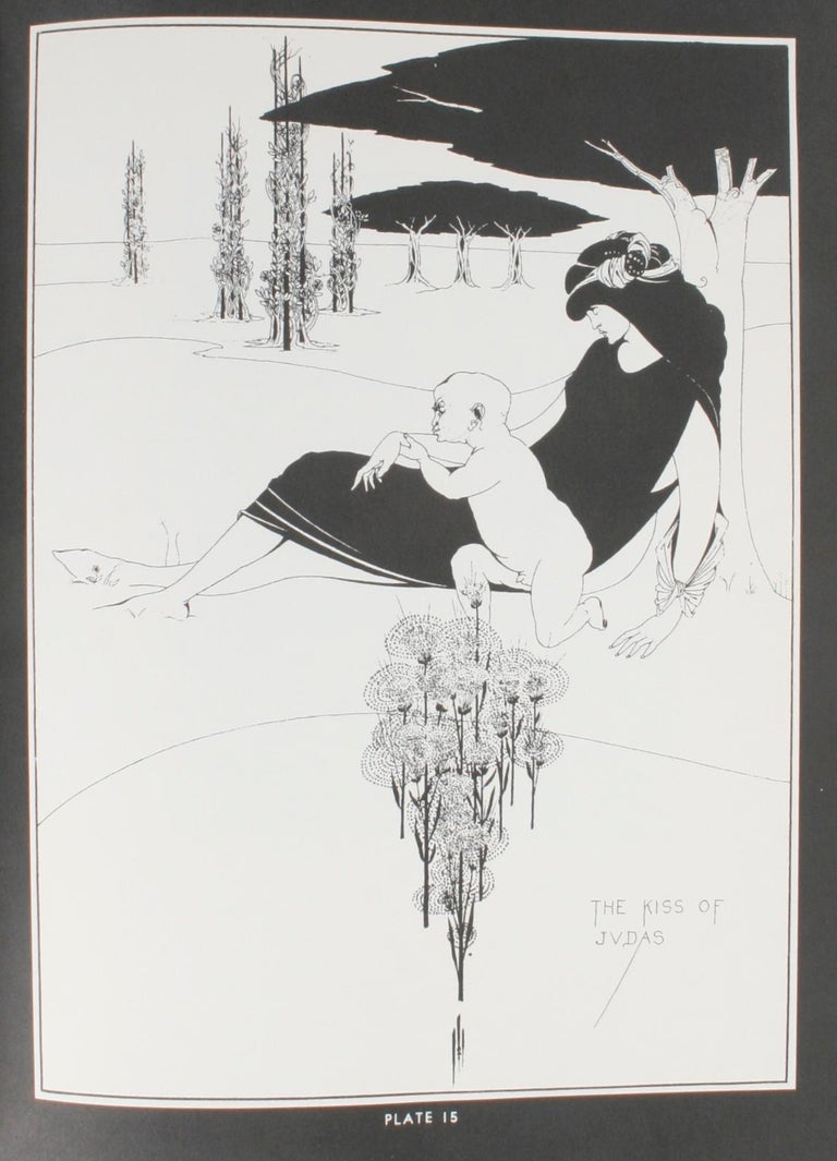 The Best of Aubrey Beardsley by Kenneth Clark, First Edition For Sale 7