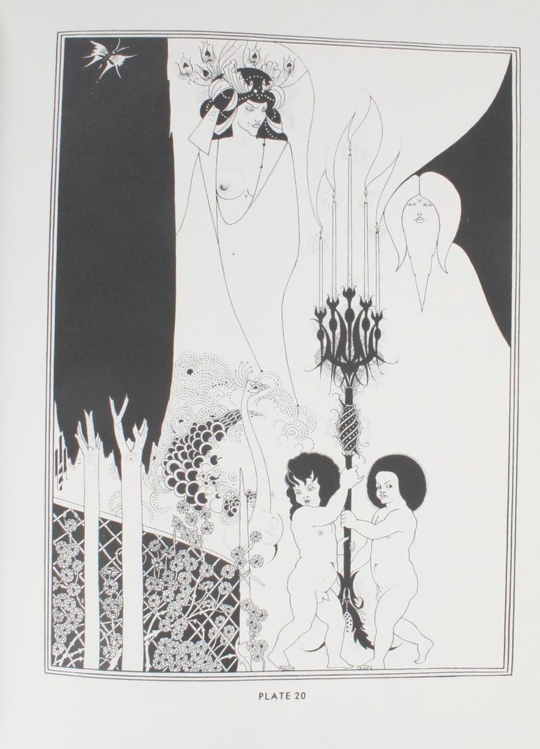 The Best of Aubrey Beardsley by Kenneth Clark, First Edition For Sale 10