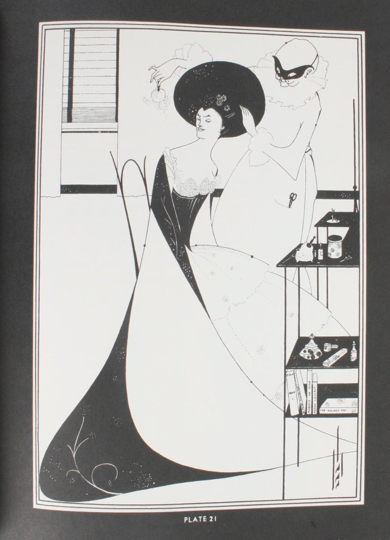 The Best of Aubrey Beardsley by Kenneth Clark, First Edition For Sale 11