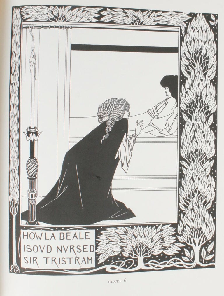 American The Best of Aubrey Beardsley by Kenneth Clark, First Edition For Sale
