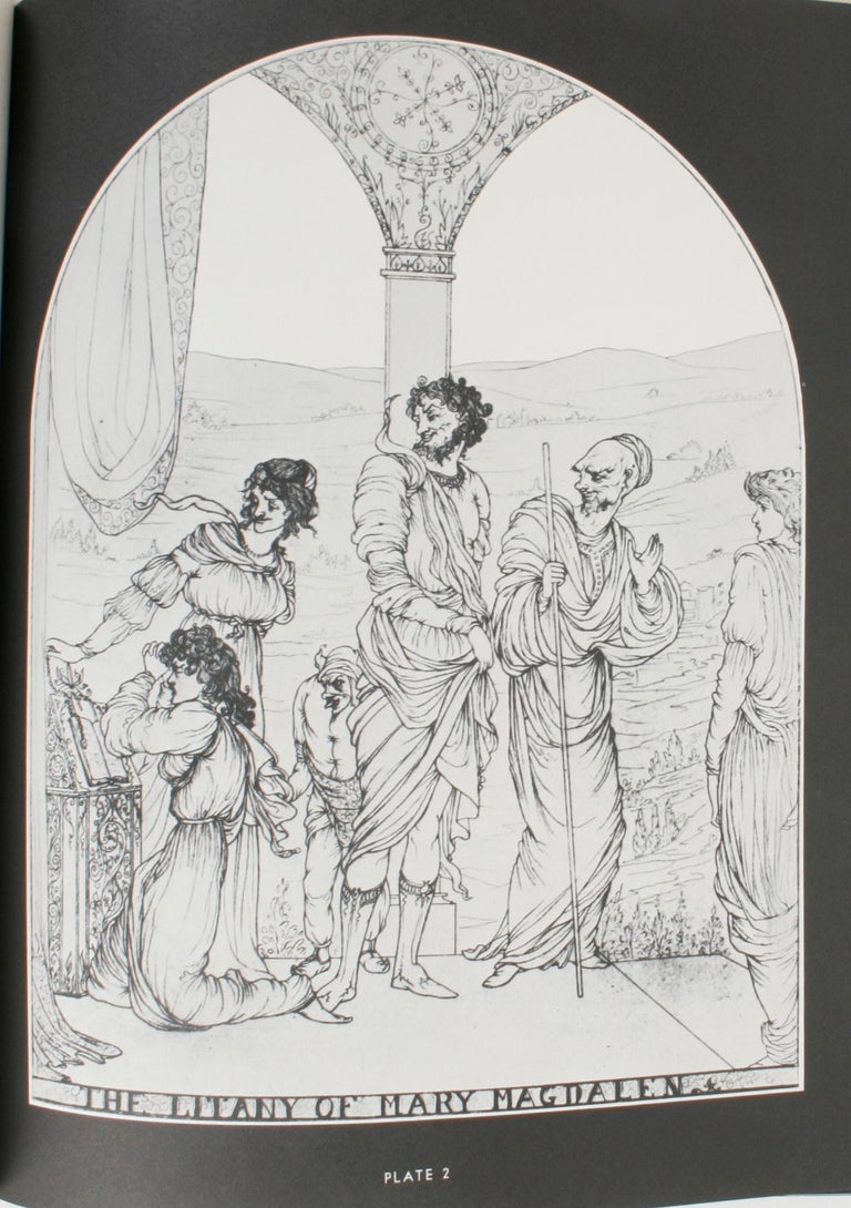 20th Century The Best of Aubrey Beardsley by Kenneth Clark, First Edition For Sale