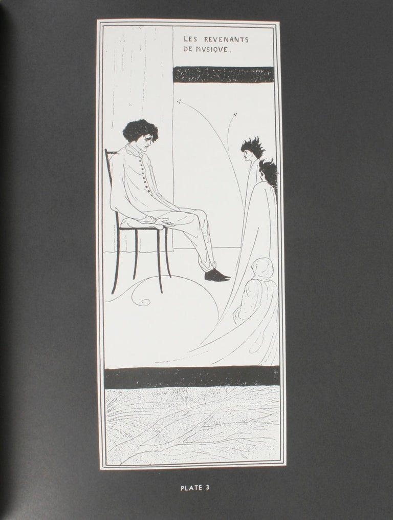 Paper The Best of Aubrey Beardsley by Kenneth Clark, First Edition For Sale