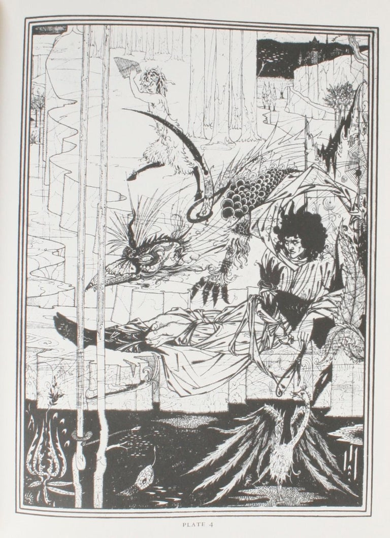 The Best of Aubrey Beardsley by Kenneth Clark, First Edition For Sale 1