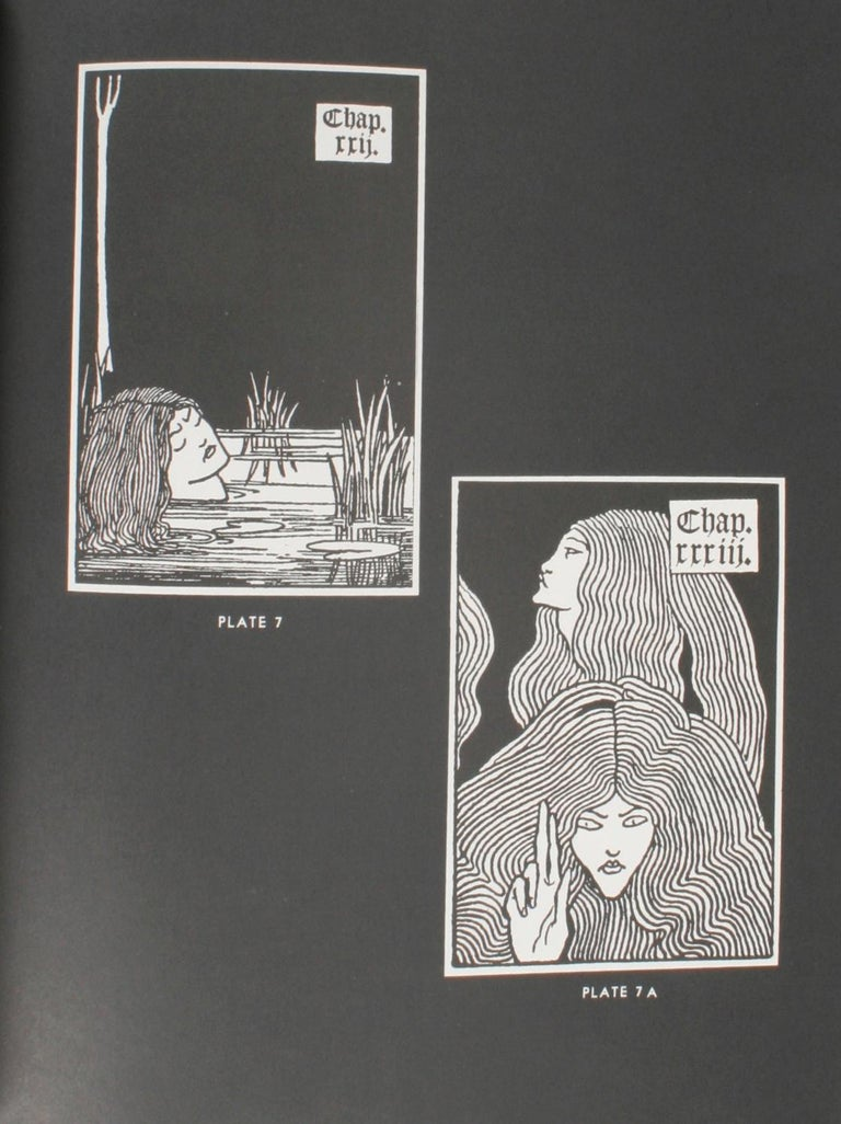 The Best of Aubrey Beardsley by Kenneth Clark, First Edition For Sale 2