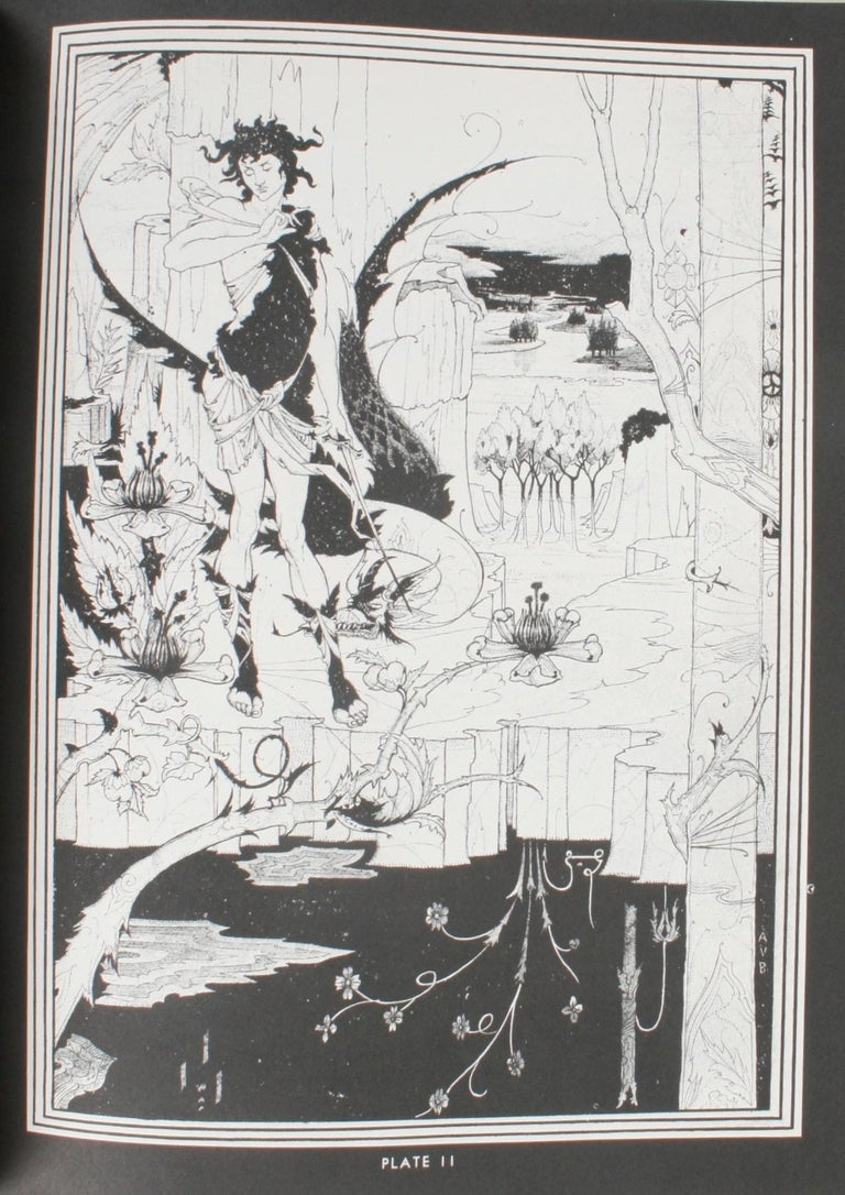 The Best of Aubrey Beardsley by Kenneth Clark, First Edition For Sale 3