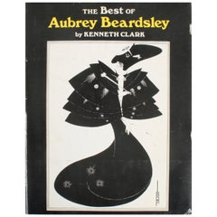 The Best of Aubrey Beardsley by Kenneth Clark, First Edition