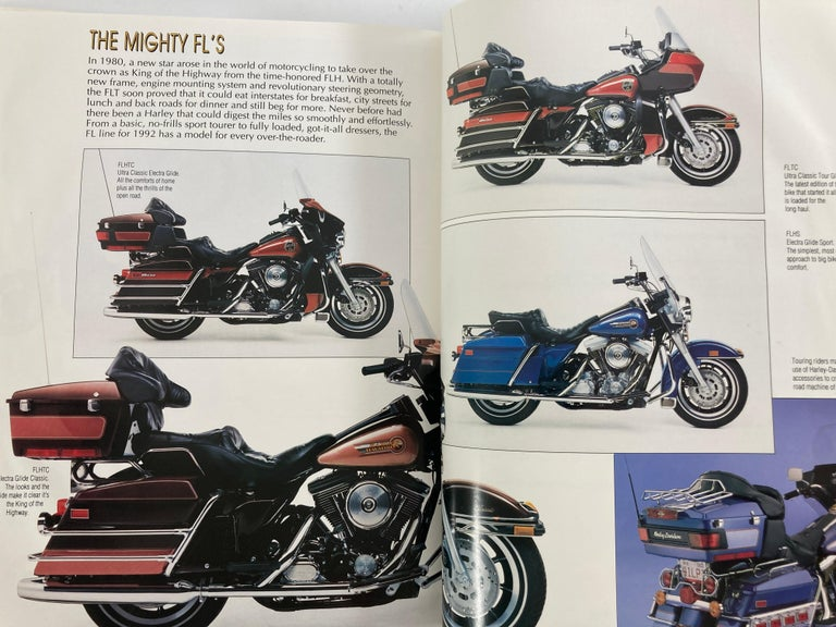 The Big Book Of Harley-Davidson Hardcover Book For Sale 9