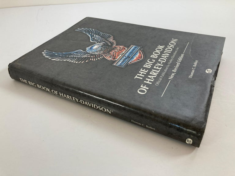 The Big Book Of Harley-Davidson:
