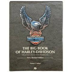 The Big Book Of Harley-Davidson Hardcover Book