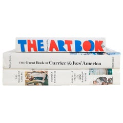 The Big Books of Art Coffee Table Set