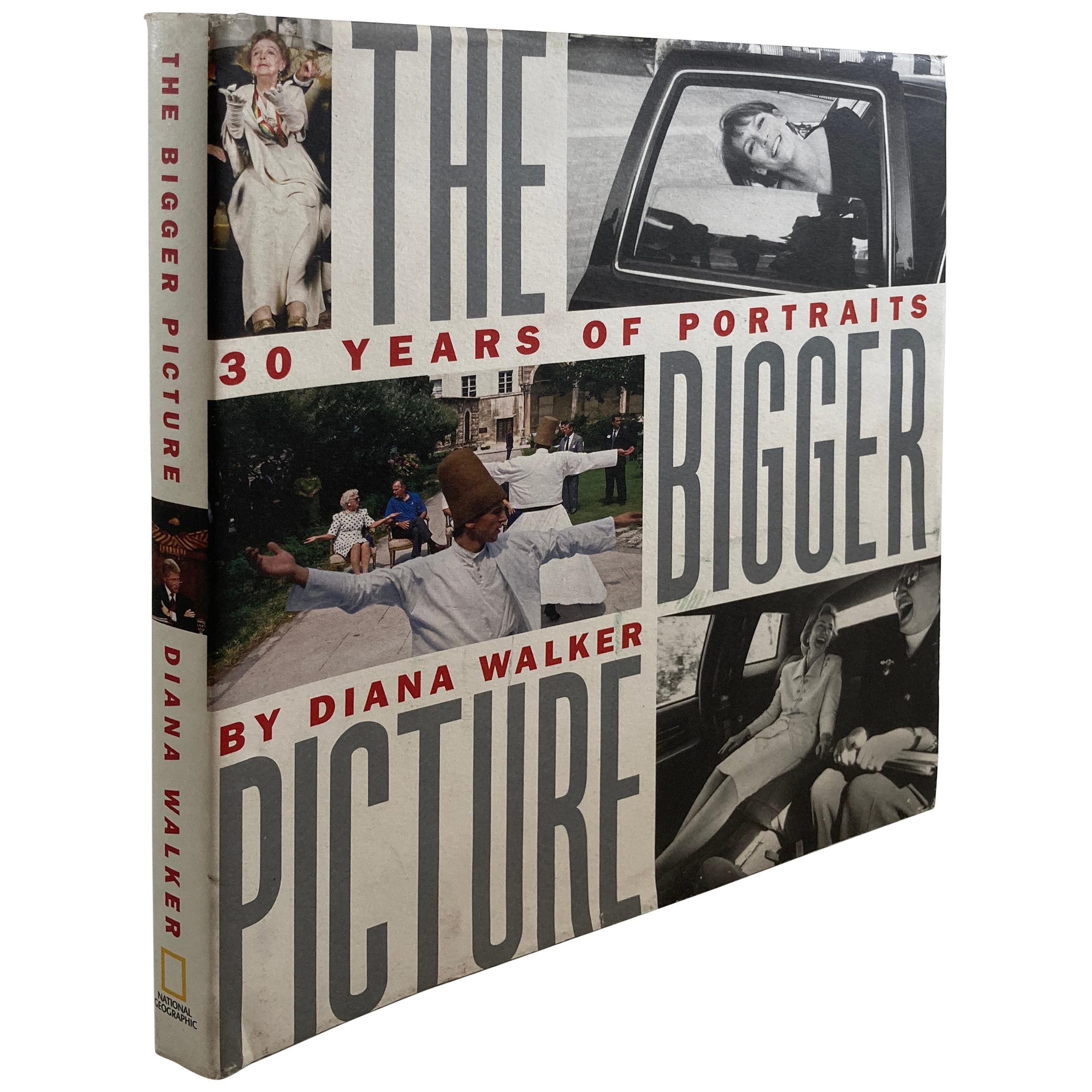 The Bigger Picture 30 Years of Portraits Book by Diana H. Walker