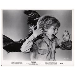 """The Birds"" 1963 U.S. Silver Gelatin Single-Weight Photo"