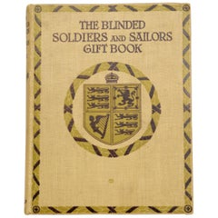 Blinded Sailors and Soldiers Gift Book by George Goodchild 1st Edition
