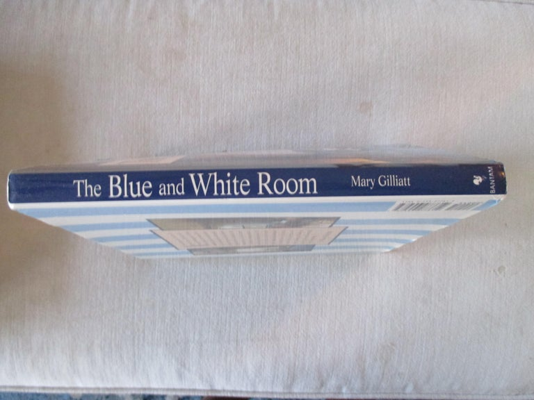 North American The Blue and White Room Hardcover Book For Sale