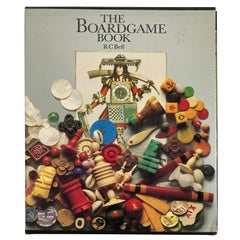 The Board Game Book Hardcover Book