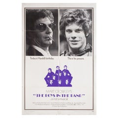 """""""The Boys in the Band"""" 1970 U.S. One Sheet Film Poster"""