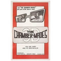 """""""The Chamber-Mades"""" 1975 U.S. One Sheet Film Poster"""