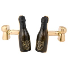 The Champagne Cufflinks by Michael Kanners