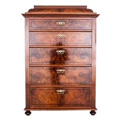 Chest of Drawers from 1880