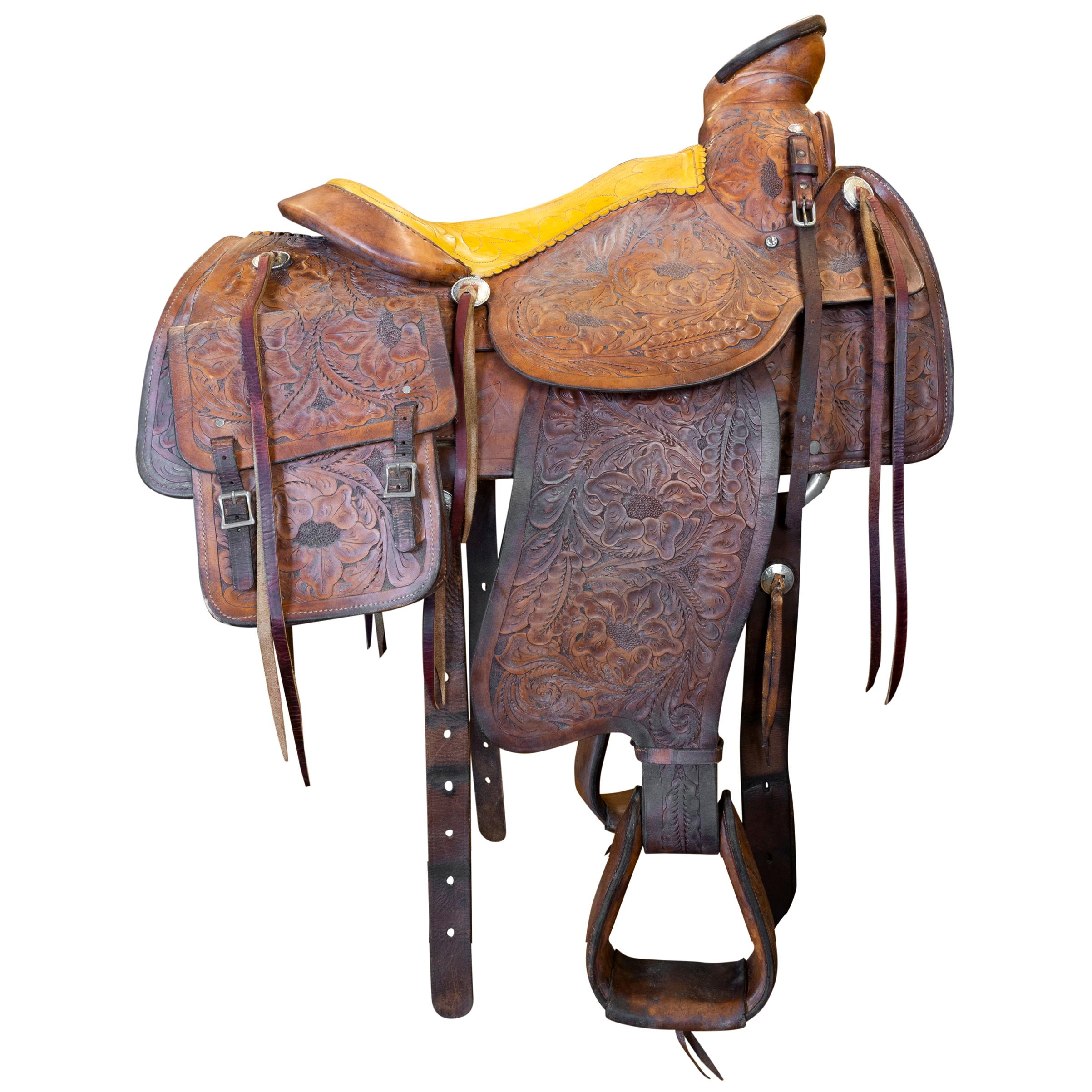 Cisco Kid's Saddle