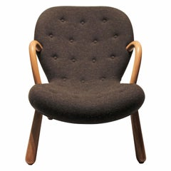 The Clam Chair Originally Designed by Phillip Arctander in 1944