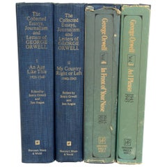 Collected Essays Journalism & Letters of George Orwell in 4 Volumes, 1st Edition