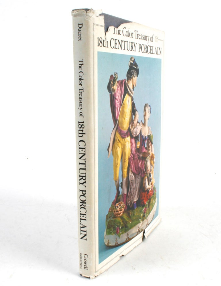 The Color Treasury of 18th Century Porcelain, 1st Edition For Sale 13