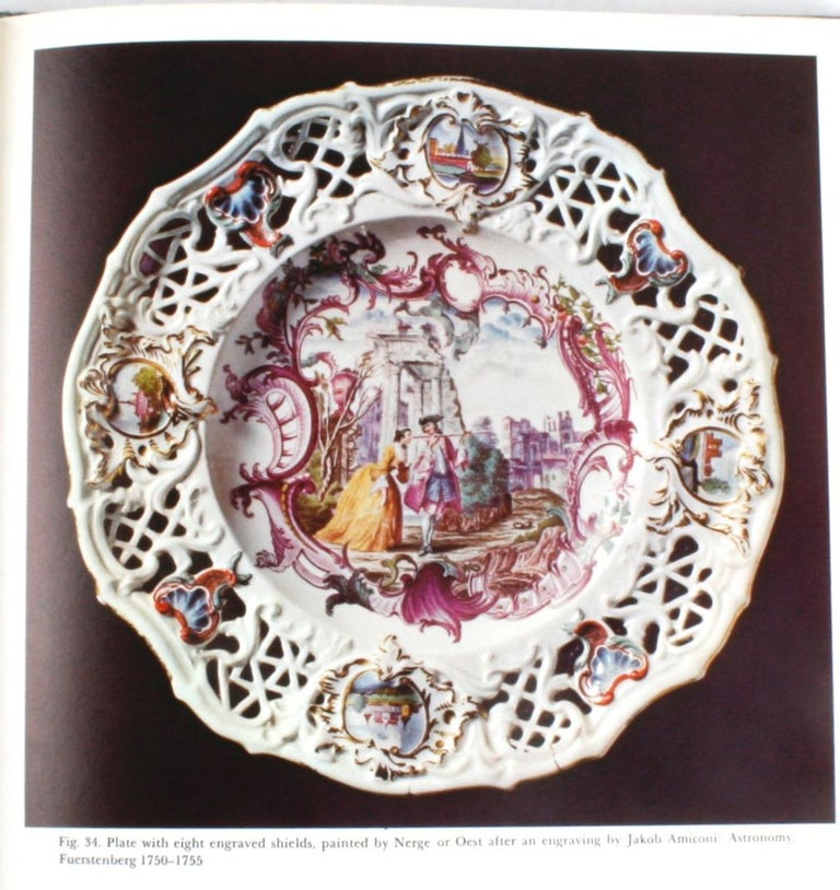 The Color Treasury of 18th Century Porcelain, 1st Edition For Sale 2