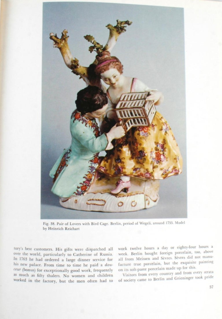 The Color Treasury of 18th Century Porcelain, 1st Edition For Sale 3