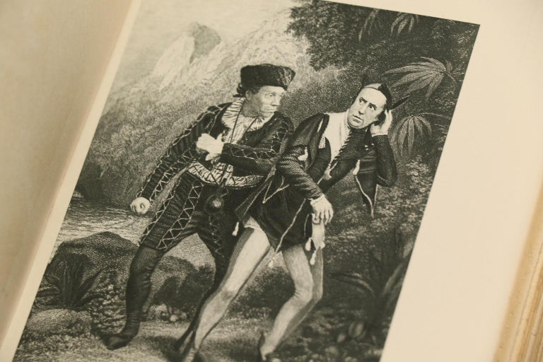 The Comedies, Histories, Tragedies, and Poems of William Shakespeare For Sale 1