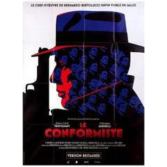 The Conformist R2015 French Grande Film Poster