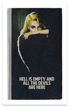 Hell Is Empty And All The Devils Are Here, Limited Edition Connor Brothers Print