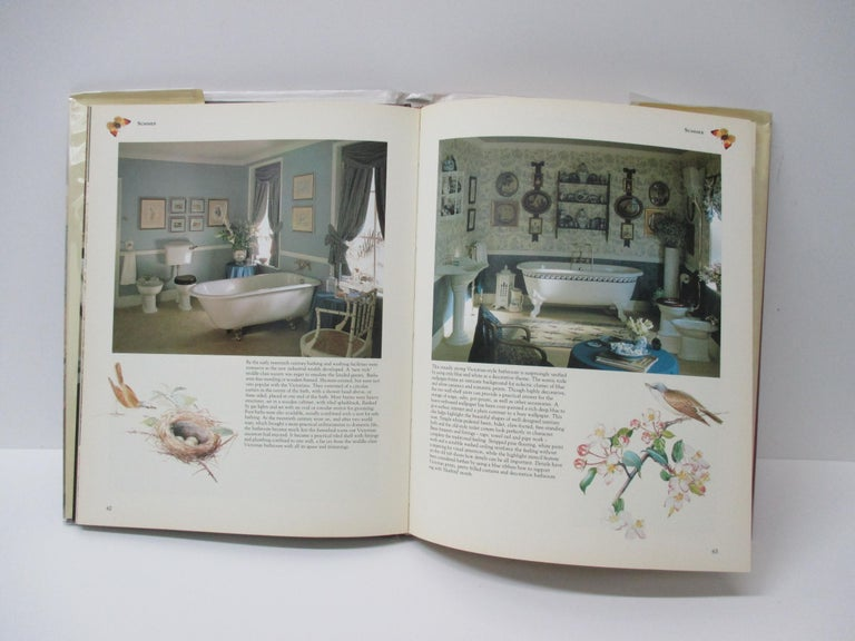 European The Country Diary Book of Decorating English Country Style For Sale